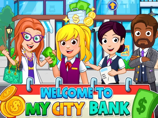 My City : Bank screenshot 6