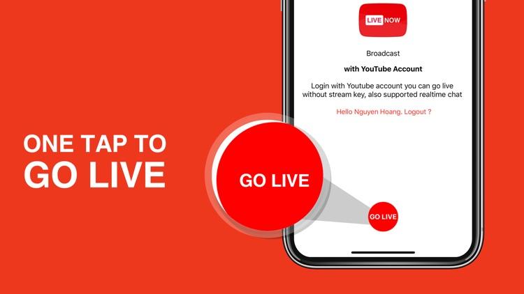 Live Now - Live Stream