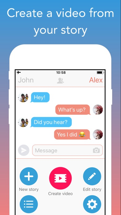 Download TextingStory Chat Story Maker for Pc