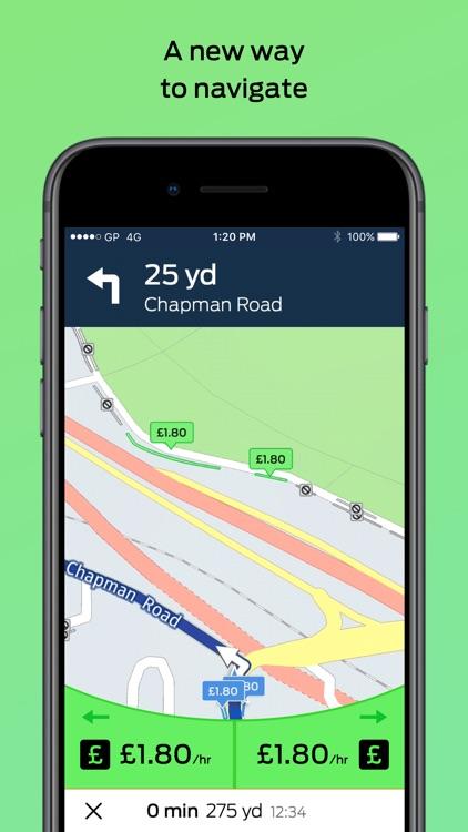 GoPark – London Street Parking screenshot-3