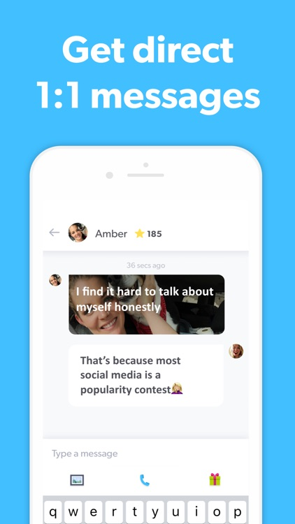 Friended | Make Friends & Chat