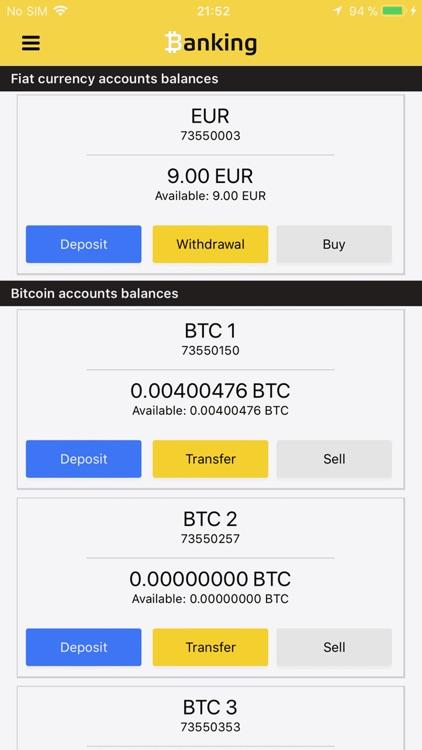 bitcoin sro)