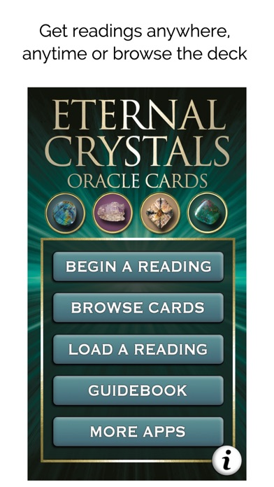 Eternal Crystals Oracle screenshot 2