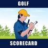 Golf Scorecard Score Keeper