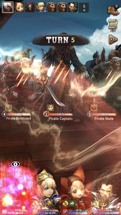 Chromatic Souls screenshot-7