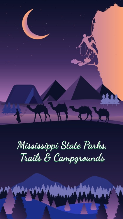 Mississippi Camping & Trails