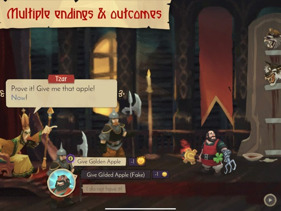 Yaga The Roleplaying Folktale screenshot 9