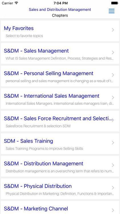 MBA SDM screenshot-4
