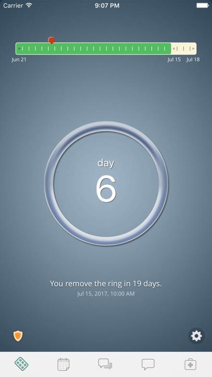 Birth Control Reminder myPill® screenshot-4