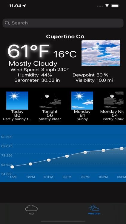 Instant Air Quality Pro screenshot-8