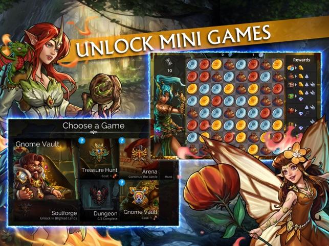 Gems of War – Match 3 RPG on the App Store