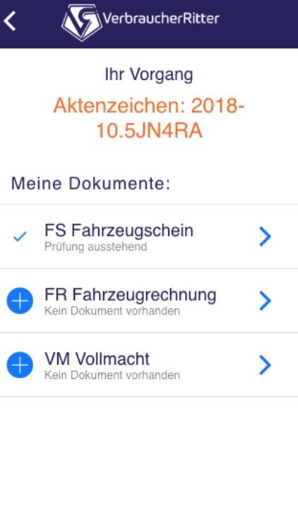 VerbraucherRitter screenshot-4