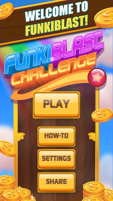 FunkiBlast Challenge: Pop! screenshot 1