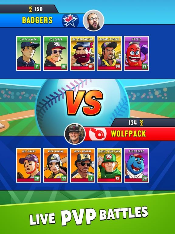 Super Hit Baseball screenshot