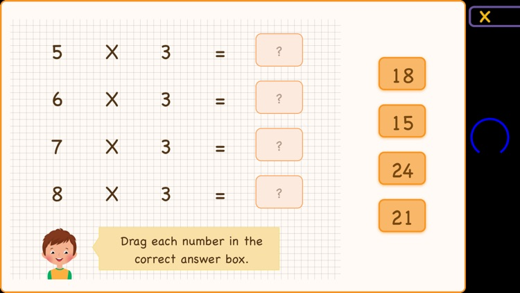 The 10 Times Tables (MagiWise) screenshot-3