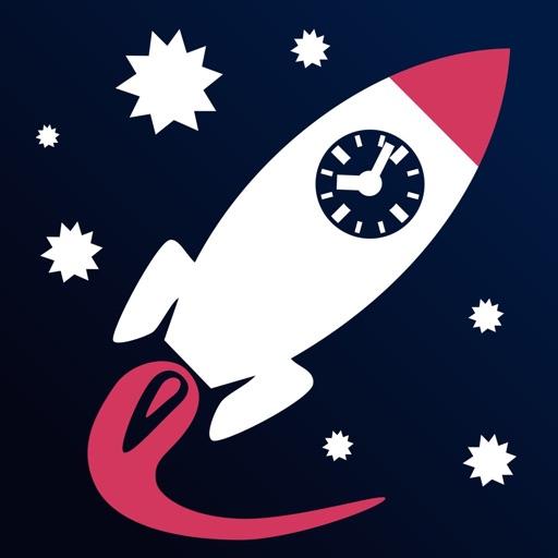Ракета - ежедневник, календарь