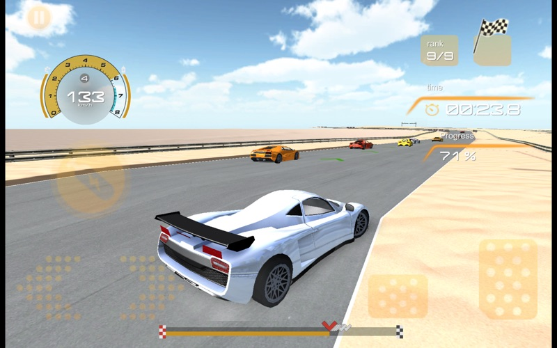 Extreme Car Racing Simulator for Mac