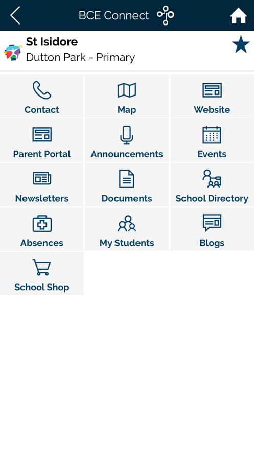 BCE Connect App 截图