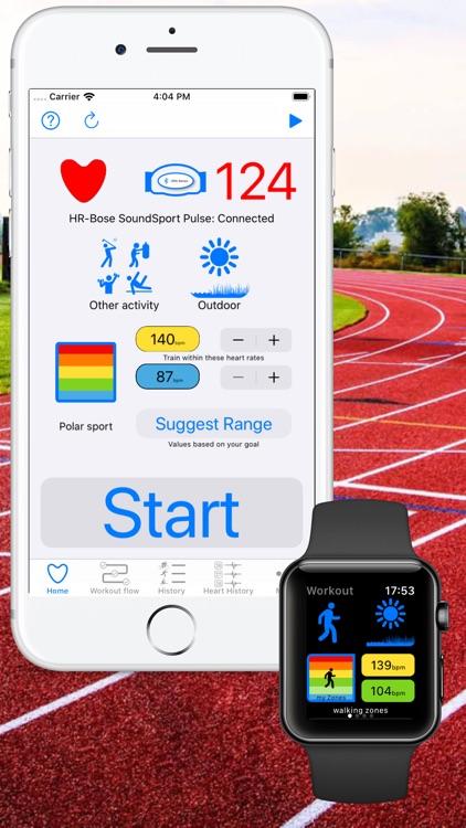 Cardio Zones. screenshot-0