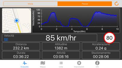 Screenshot of Speedometer Pro +1
