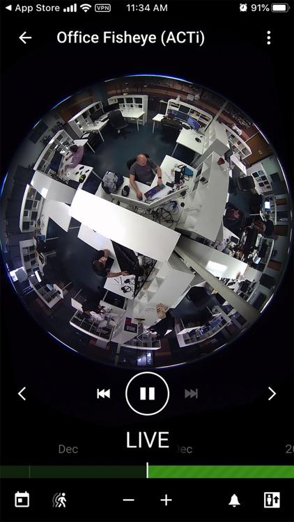 Nx Witness Mobile screenshot-4