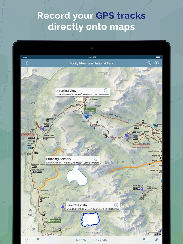 Avenza Maps on the App Store on