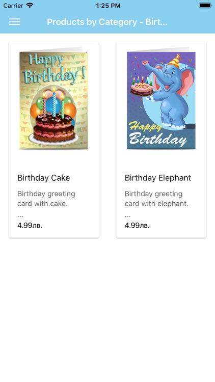 Yara Cards screenshot-4