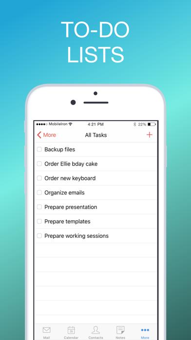 MobileIron Email+ - Revenue & Download estimates - Apple App Store - US