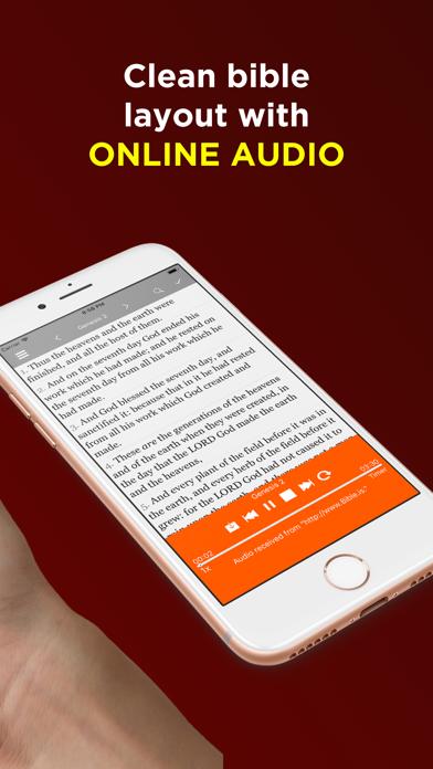 KJV Bible Offline - Audio KJVのおすすめ画像3