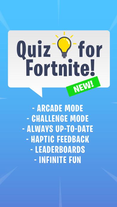 Foto do Quiz for Fortnite!