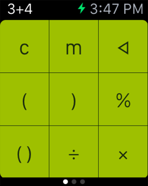 ‎Calculator + Screenshot
