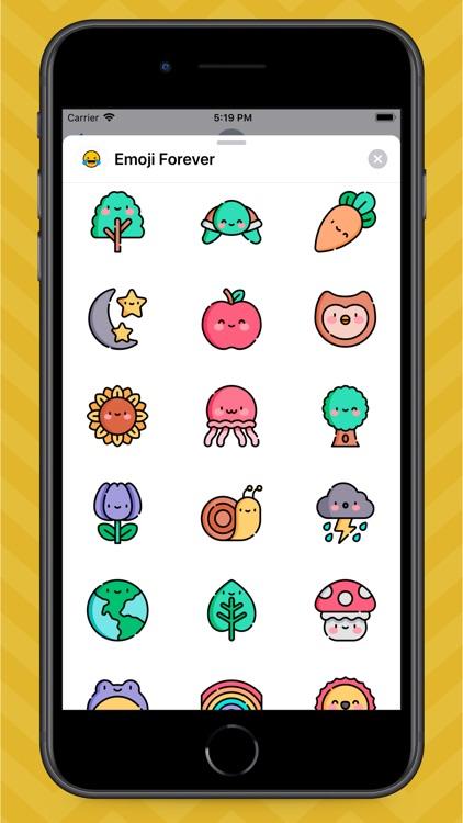 Emoji Forever screenshot-3