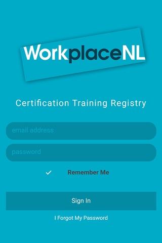 WorkplaceNL CTR - náhled
