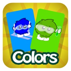 Activities of Colors Flashcards