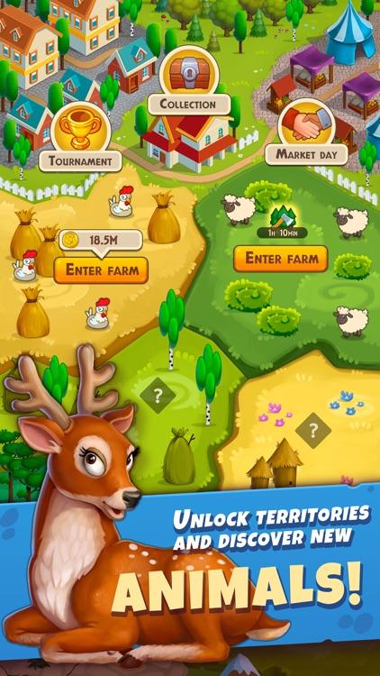 My Idle Farm: Township Saga screenshot-3