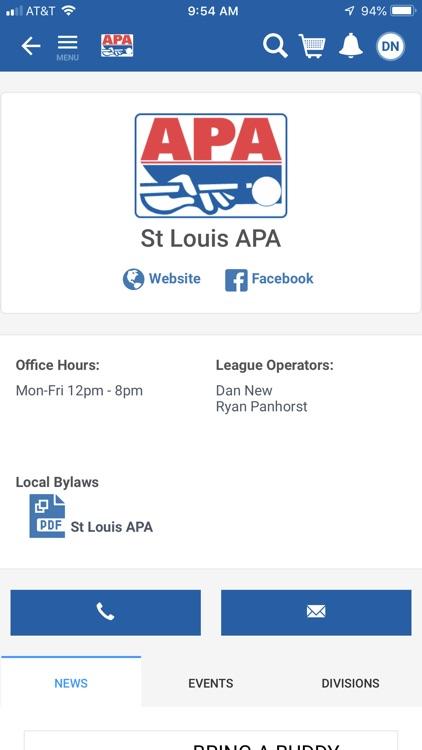APA Pool League screenshot-7