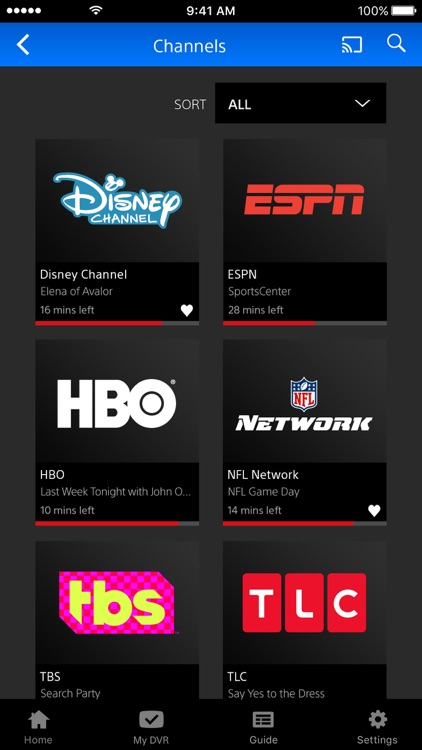 PlayStation Vue screenshot-3