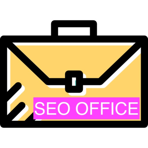 SEO Office Icon Pack