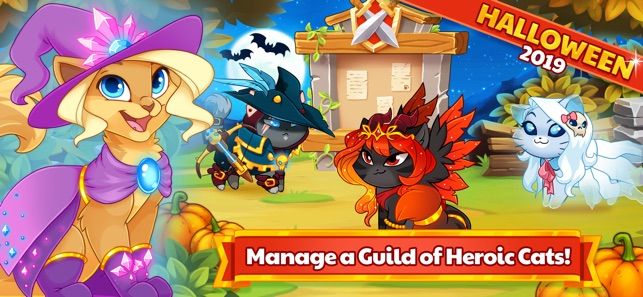 Castle Cats , Idle Hero RPG on the App Store