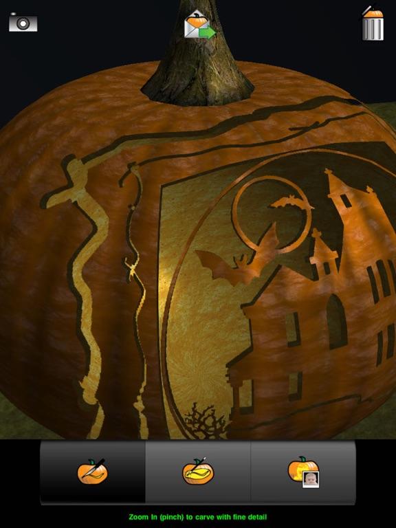 Pumpkin 3D Magic screenshot