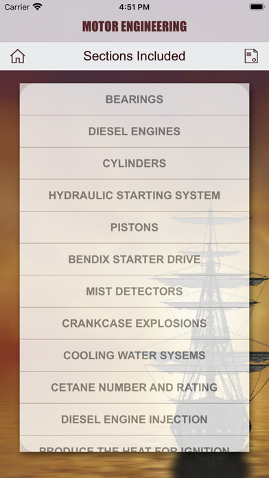 Motor Engineering USCG screenshot 9