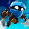 App Icon for Badland Brawl App in Mexico IOS App Store