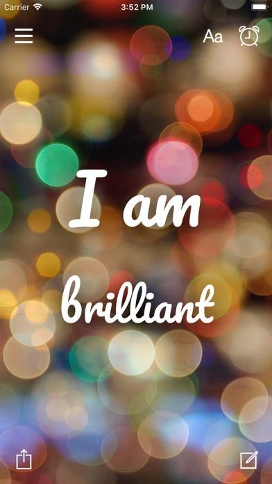 I am - Daily Affirmations Screenshots