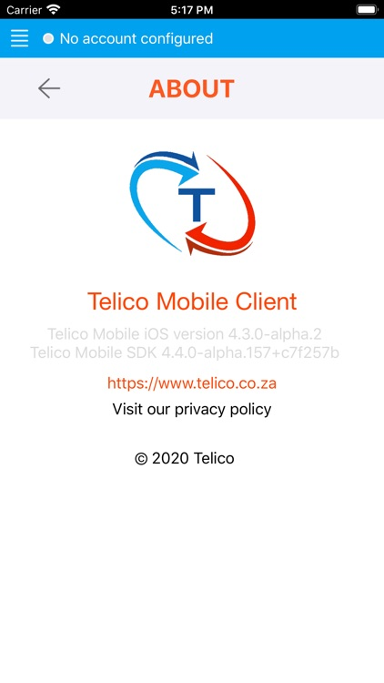 Telico Mobile Client screenshot-6
