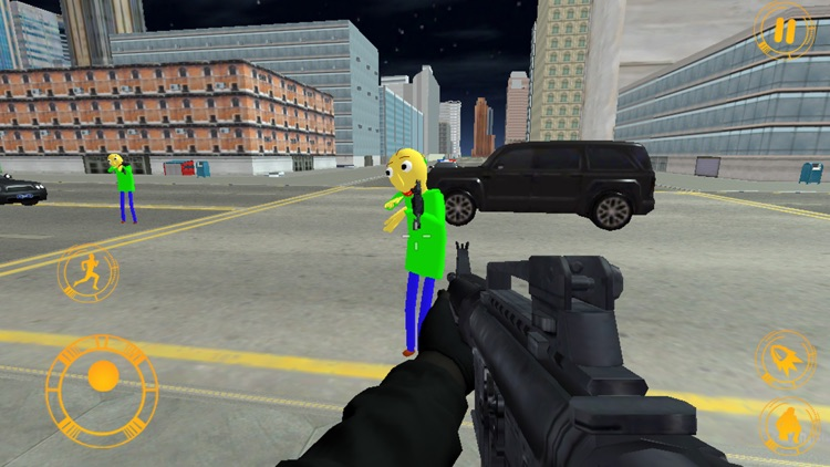 Baldi Stickman Gangstar Vegas screenshot-2