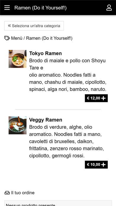 Yume Ramen Screenshot
