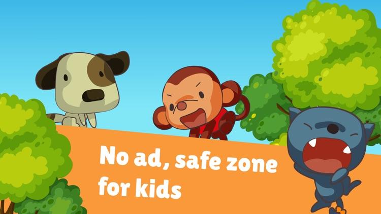 Toddler Animals for kids screenshot-3