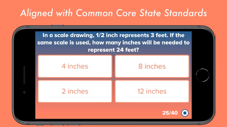6th Grade Math Testing Prep screenshot-4