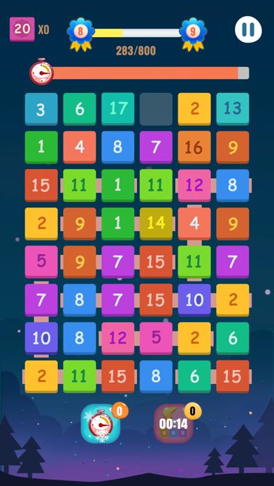 Number Blocks - Merge Puzzle screenshot 4