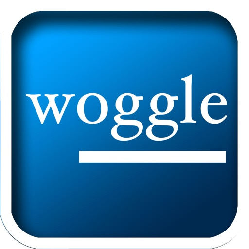 Woggle HD - Word Game icon